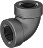Medium-Pressure Iron and Steel Threaded Pipe Fittings