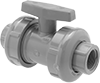 Easy-to-Install Plastic Threaded On/Off Valves for Drinking Water