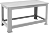 Ultra-Flat Extra Heavy Duty Steel Tables