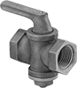 Threaded On/Off Valves for Natural Gas, Propane, and Butane