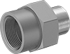 Medium-Pressure Pipe Fittings for Joining Dissimilar Metals