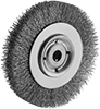 Nonsparking Wheel Brushes