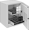 Safety Cabinets for Aerosol Cans