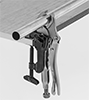 Clamp-On Holders for Locking Pliers