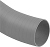 Metal- and X-Ray Detectable Large Diameter Soft Rubber Tubing