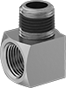 High-Pressure Brass Threaded Pipe Fittings with Sealant