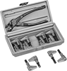 Pliers-Activated Spring Clamp Sets