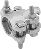 Interlocking Clamps for Hose Fittings for Steam