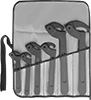 Adjustable Pin Spanner Wrench Sets for Holes on the Side