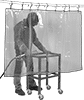 See-Through Welding Curtains
