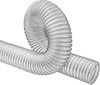 Very Flexible Duct Hose for Dust