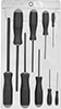 Screw-Holding Screwdriver Sets