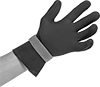 Liquid-Resistant Cold-Protection Gloves