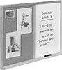 Magnetic Dry Erase/Bulletin Boards