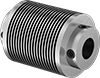 High-Misalignment Precision Flexible Shaft Couplings