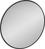Corrosion- and Shatter-Resistant Convex Safety Mirrors