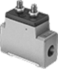 Slow-Start Air Flow Control Valves