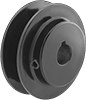 Heavy Duty V-Belt Pulleys