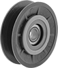 V-Belt Idler Pulleys