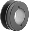 Split-Tapered Bushing-Bore V-Belt Pulleys