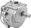 Speed Reducers for Face-Mount AC Motors