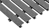 Narrow-Opening Fiberglass Bar Grating