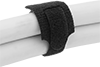 Flame-Retardant Hook and Loop Cable Ties