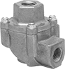 Elbow Air-Exhaust Control Valves