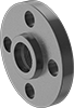 Medium-Pressure Steel Threaded Pipe Flanges