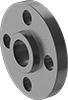 High-Pressure Steel Unthreaded Pipe Flanges