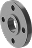 Low-Pressure Steel Unthreaded Pipe Flanges