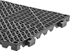 Rigid Interlocking Drainage Mats