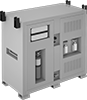Safety Equipment Storage Cabinets