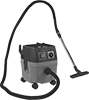 Whisper-Quiet Plug-In Wet/Dry Vacuum Cleaners