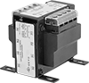 Touch-Safe High-Inrush Panel-Mount AC to AC Transformers