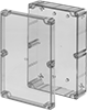 See-Through Corrosion-Resistant Washdown Enclosures