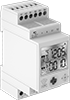 Dual-Channel DIN-Rail Mount Multifunction Timer Relays
