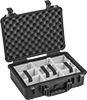 Protective Storage Cases with Compartments