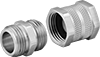 Threaded Garden Hose Couplings