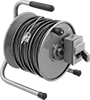 Water-Resistant Manual-Wind Cord Reels