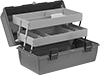 Storage Boxes with Cantilever Trays