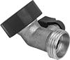 Swivel On/Off Valves with Garden Hose Threads