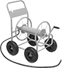 Mobile Reels for Garden Hose