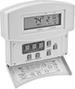 Remote Room-Monitoring Adjustable Low-Voltage Thermostats