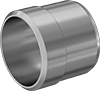 Sleeves for Nickel-Plated Brass Compression Fittings for Copper Tubing