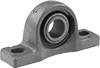 Extreme-Temperature Dry-Running Mounted Sleeve Bearings