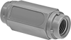 Plastic Threaded Check Valves