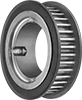 Ultra-High-Strength Poly Chain Timing Belt Pulleys