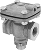 Compact Severe-Duty Air-Driven On/Off Valves