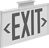 Multi-Mount Glow-in-the-Dark Exit Signs